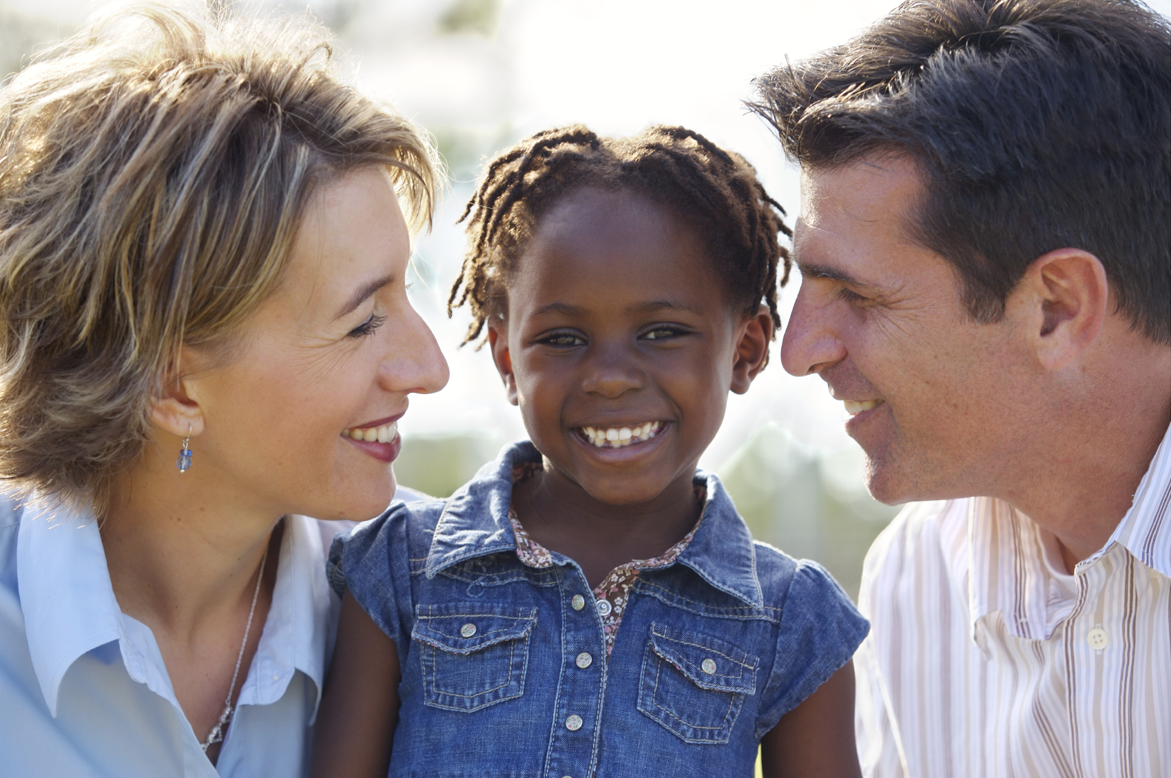 Situation familiar Positives on interracial adoption remarkable, this