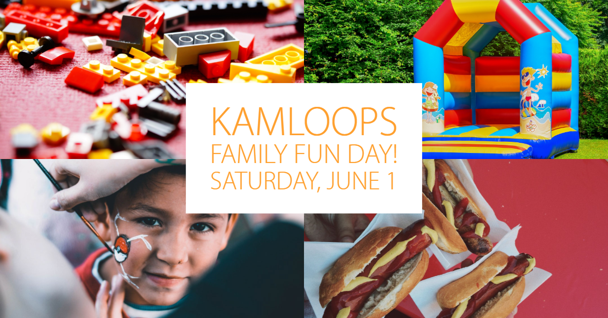 Kamloops Family Fun Day!