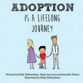 Adoption is a lifelong journey cover