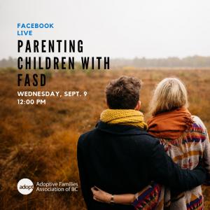 FASD FB Live Poster