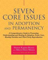 Seven Core Issues in Adoption and Permanency cover
