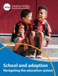 School and adoption cover