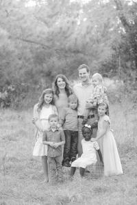 The Milner family