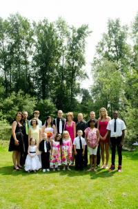 The Berg family