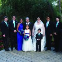 Heather & Glen Massick's wedding picture