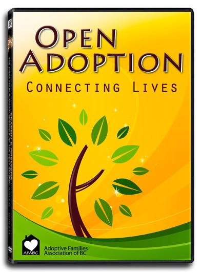 Open Adoption: Connecting Lives dvd