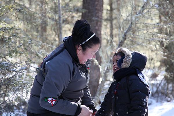 Aboriginal adoptions in BC