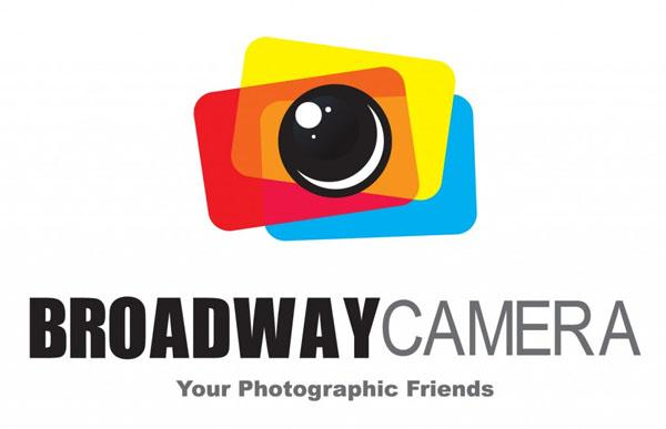 Logo for Broadway Camera