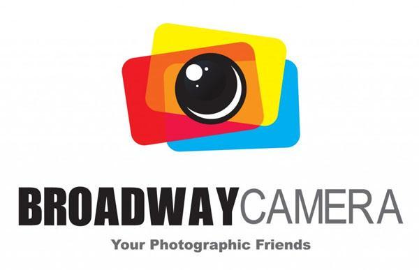 Logo for Broadway Camera