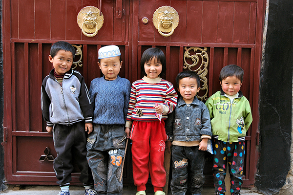 China's waiting children
