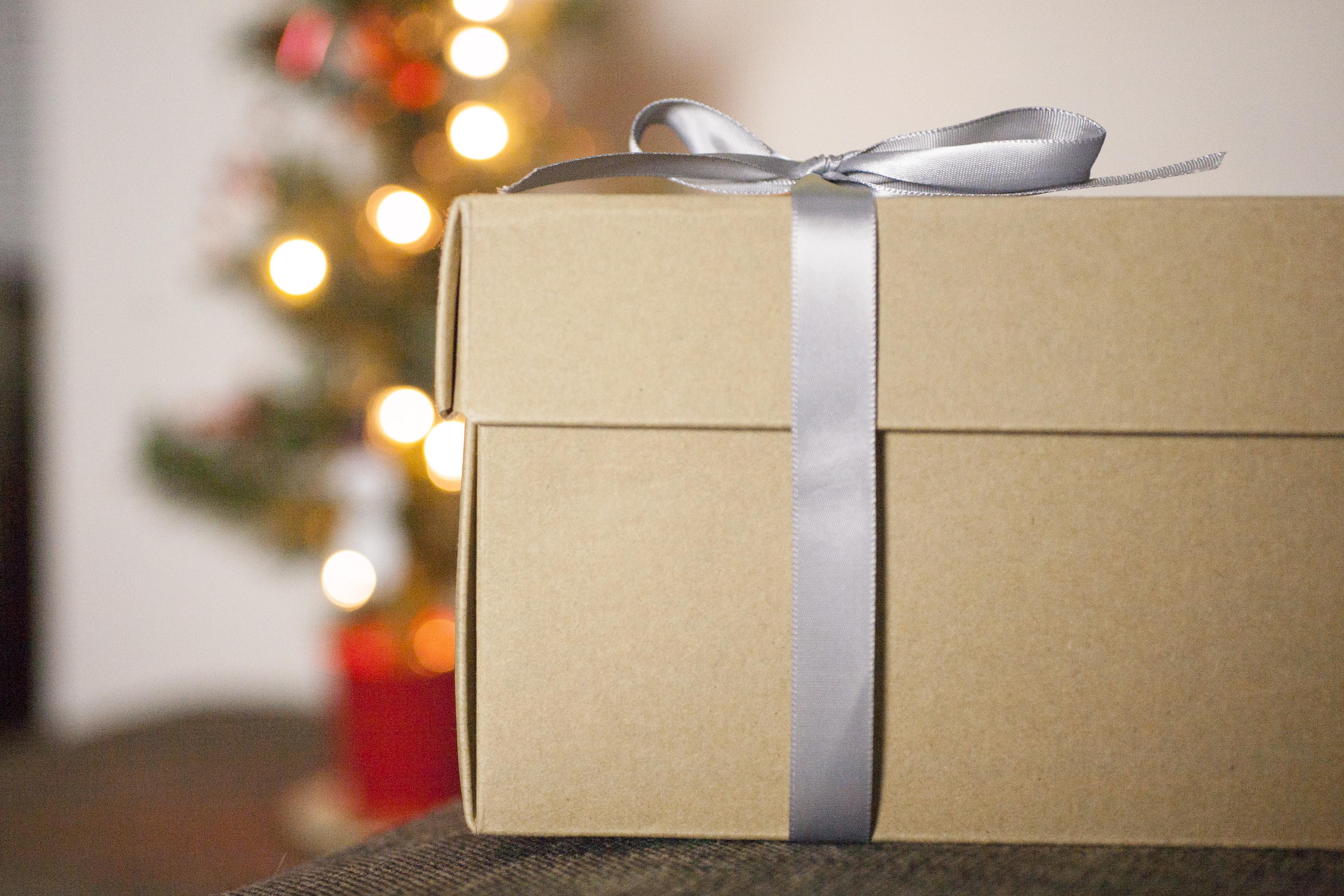 Adoption gift giving