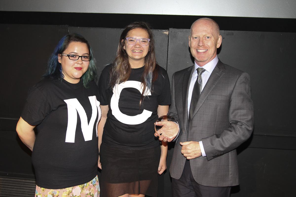 Spirit Award recipient The Victoria Foundation