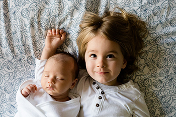 Infant and toddler adoption