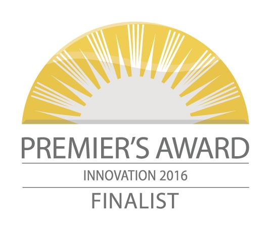 BC Premier's Innovation Award Finalist