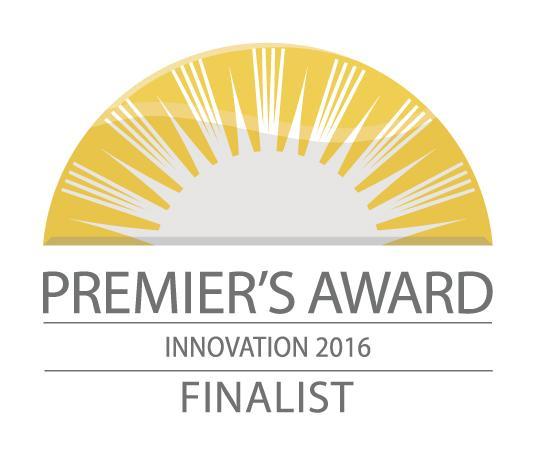BC Premier's Innovation Award Finalist
