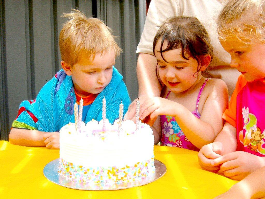 Changing your child's birthdate