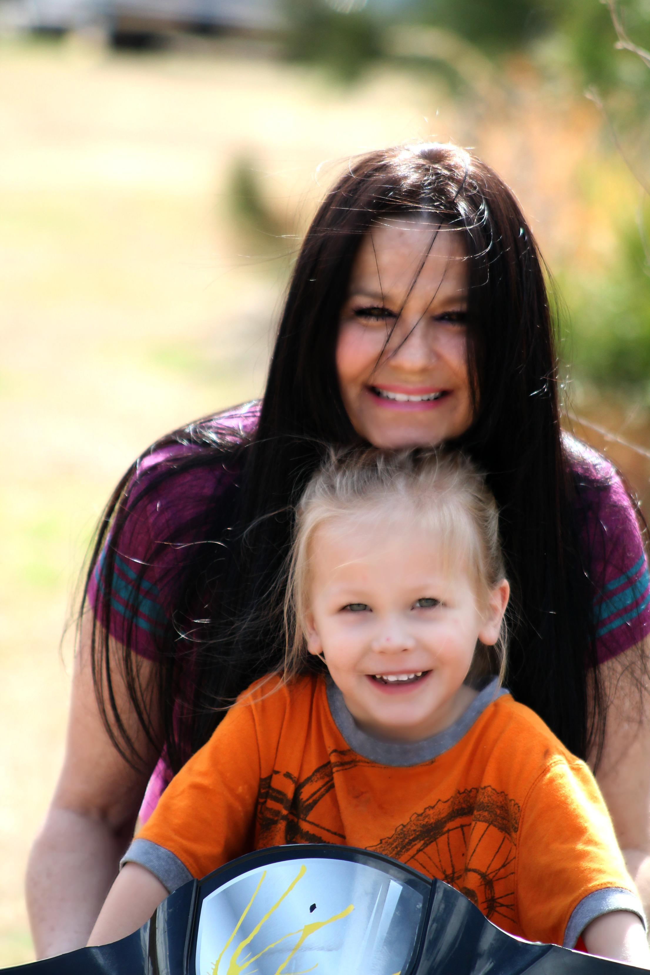 Foster mom puts children first