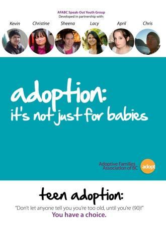 Teen Adoption: You have a choice video